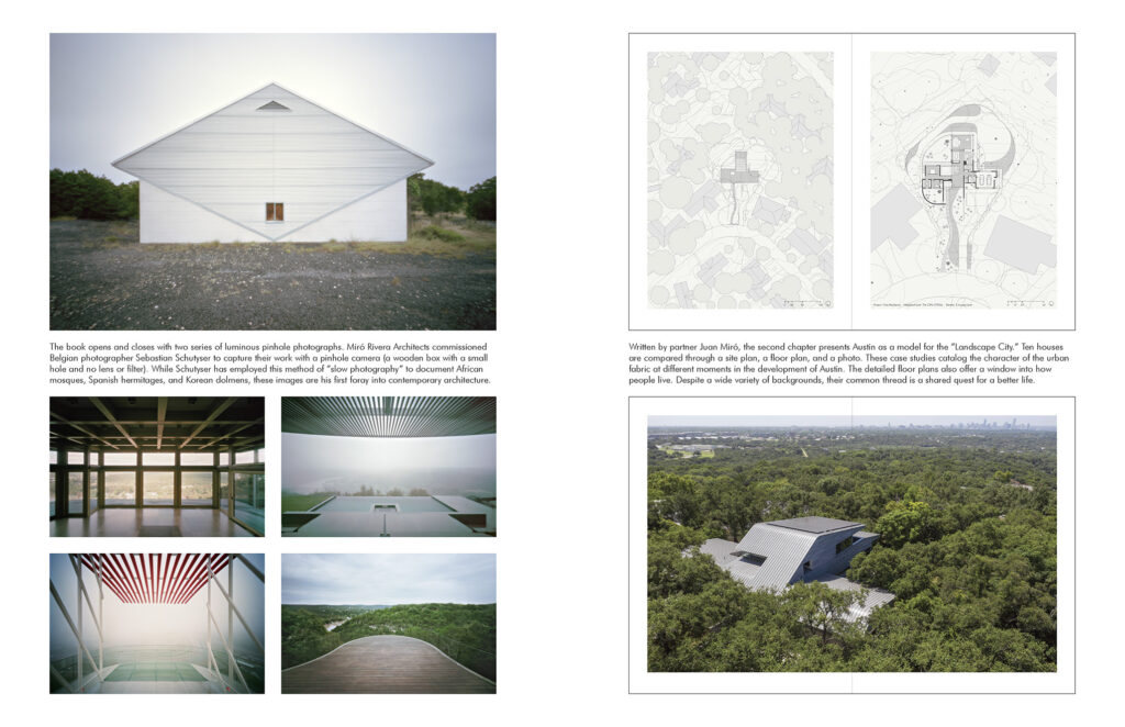 Miró Rivera Architects - Building a New Arcadia, University of Texas Press, 2020