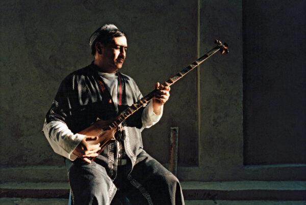 Aga Khan Music Initiative in Central Asia